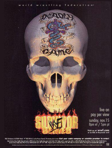 Survivor Series 1998