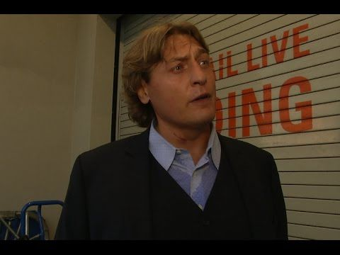 William Regal's first night as NXT General Manager