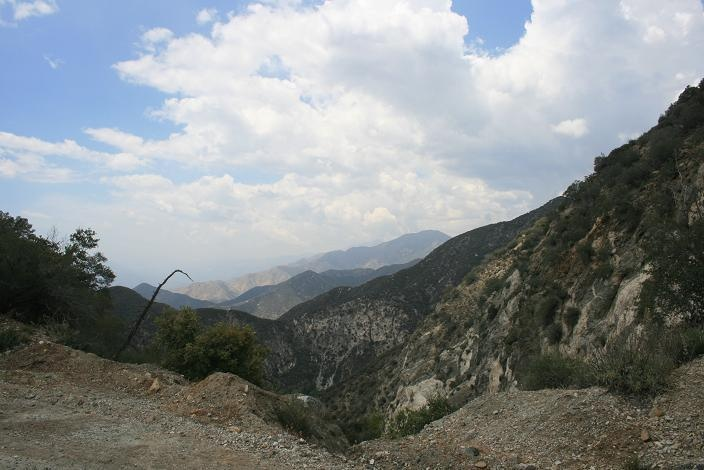 Coldwater Canyon Truck Trail (Angeles National Forest)