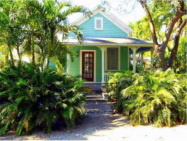Superbe Key West House Color Schemes | Fabulous Exterior Color Scheme In 7 Steps. |  Color