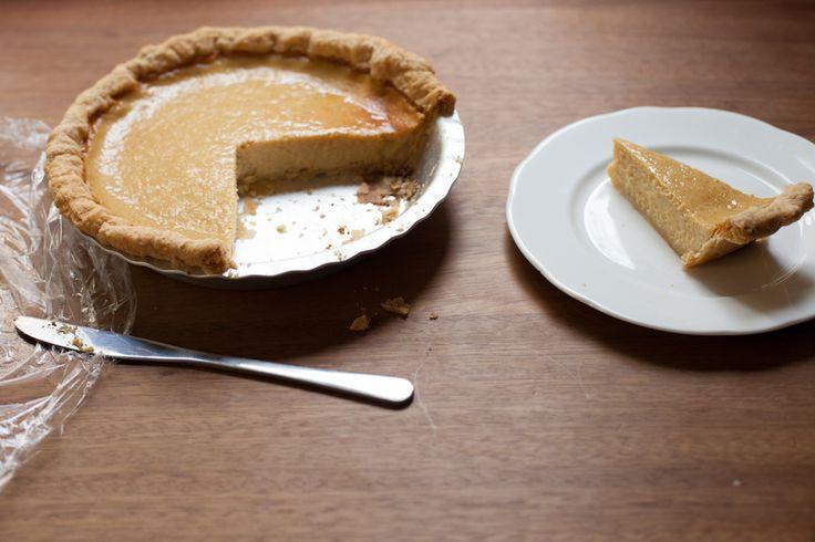Poires au Chocolat: Heidi's Maple Buttermilk Pie #OH.... I love this!#