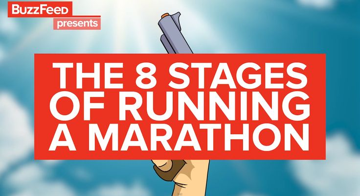 The 8 Stages of Marathon Running http://www.outsidetelevision.com/video/8-stages-marathon-running