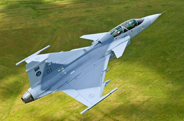 South African air force  - Gripen