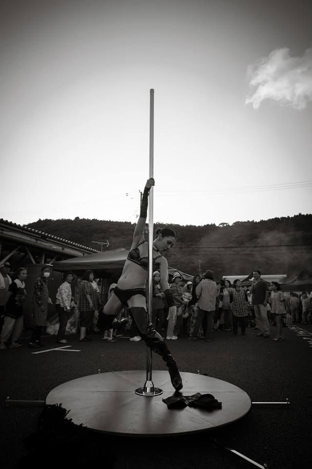 We just uploaded pics of our founder, Atsumi Takakura's pole dance show in Ishinomaki. Check it out!!  http://iapdfa.com/  http://www.facebook.com/iapdfa