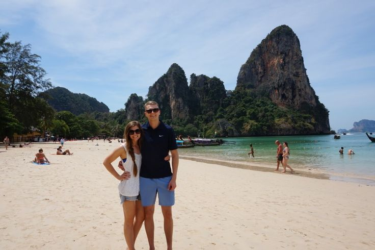 Beaches in Thailand: what we did in Krabi and Ao Nang