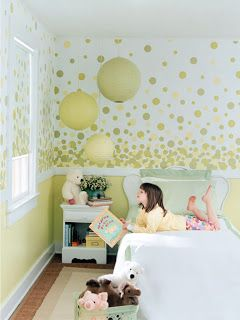 A little girls bedroom..