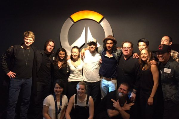 When 'Overwatch' Voice Actors Hang Out, They Talk In Character