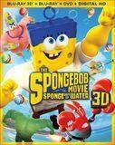 The SpongeBob Movie: Sponge out of Water [3 Discs] [Includes Digital Copy] [3D] [Blu-ray/DVD] [Blu-ray/Blu-ray 3D/DVD] [2015]