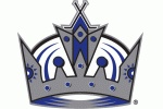 Los Angeles Kings logo 2002/03 - 2010/11.