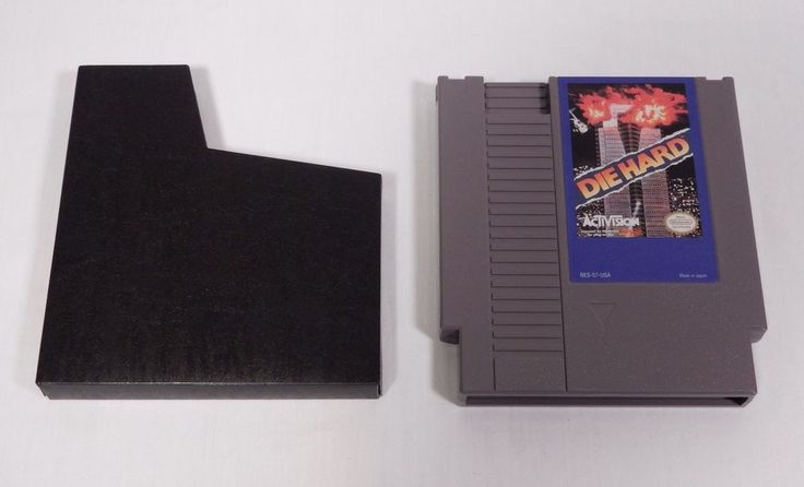 Die Hard For Nintendo Entertainment System 1992 NES Cartridge Only Tested http://stores.ebay.com/price-less-finds/Video-Games-/_i.html?_fsub=10898009017