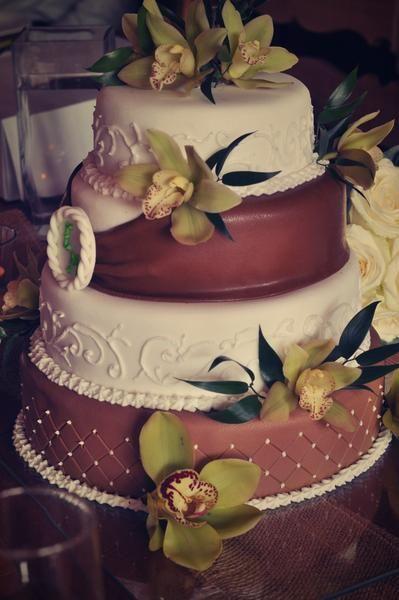 Pochlubte se svatebními dorty - - Svatební dort a...
