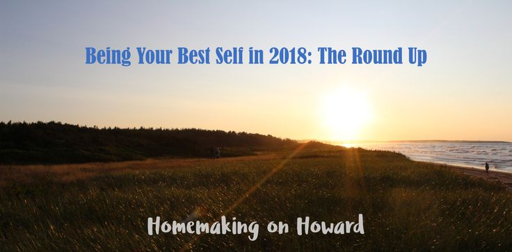 Hello! Well folks, the end of the Being Your Best Self in 2018 has come. We were very lucky to hear from five local experts (and myself on the intro) on a variety of topics, and how their advice ca…