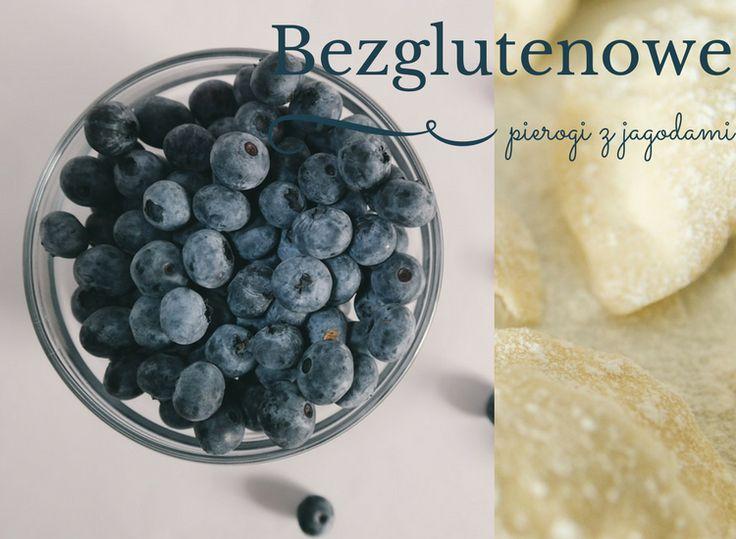 The brzoza - Bezglutenowe pierogi z jagodami