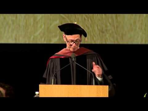 Greatest Commencement Speech Ever Delivered, John Waters