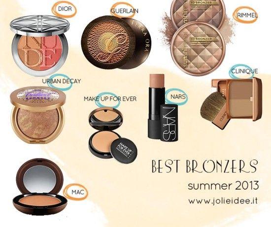Terre Abbronzanti Estate 2013/bronzer summer 2013 #shoppinglist #wishlist #makeup