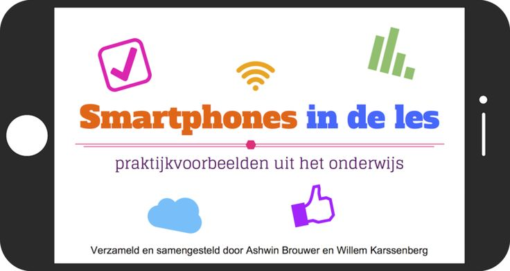 Smartphones onderwijs