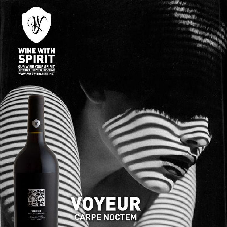 CARPE NOCTEM VOYEUR  http://store.winewithspirit.net/pt/carpe-noctem-voyeur-red