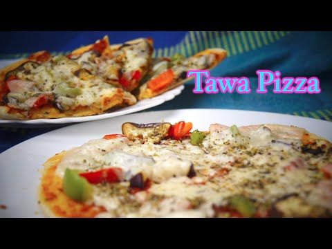 Tawa Pizza | Pan Pizza - Dosatopizza