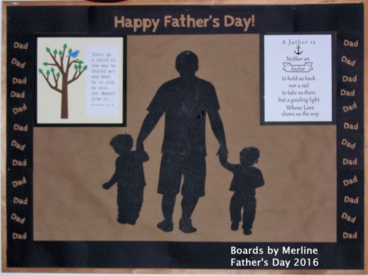 father's day card ideas for sunday school
