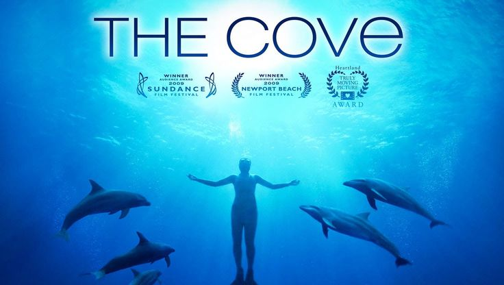 Best Documentary of 2009, THE COVE follows an elite team of activists, filmmakers and freedivers as they embark on a covert mission to penetrate a remote and hidden cove in Taiji, Japan, shining a light on a dark and deadly secret. http://www.thecovemovie.com/ TRAUMATIC TRUTH!