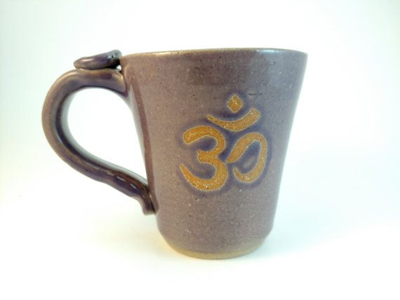 OM Coffee Mug - Purple Coffee mug