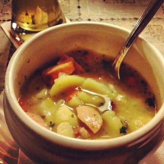 Potato Soup (Berlin Way)