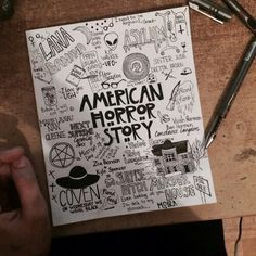 american horror story, ahs, and coven