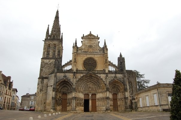 Cathedral De St Jean, Bazas, France