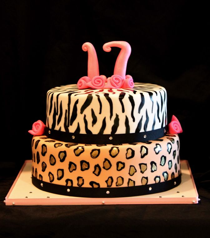 17 Best ideas about 17th Birthday Cakes on Pinterest ...