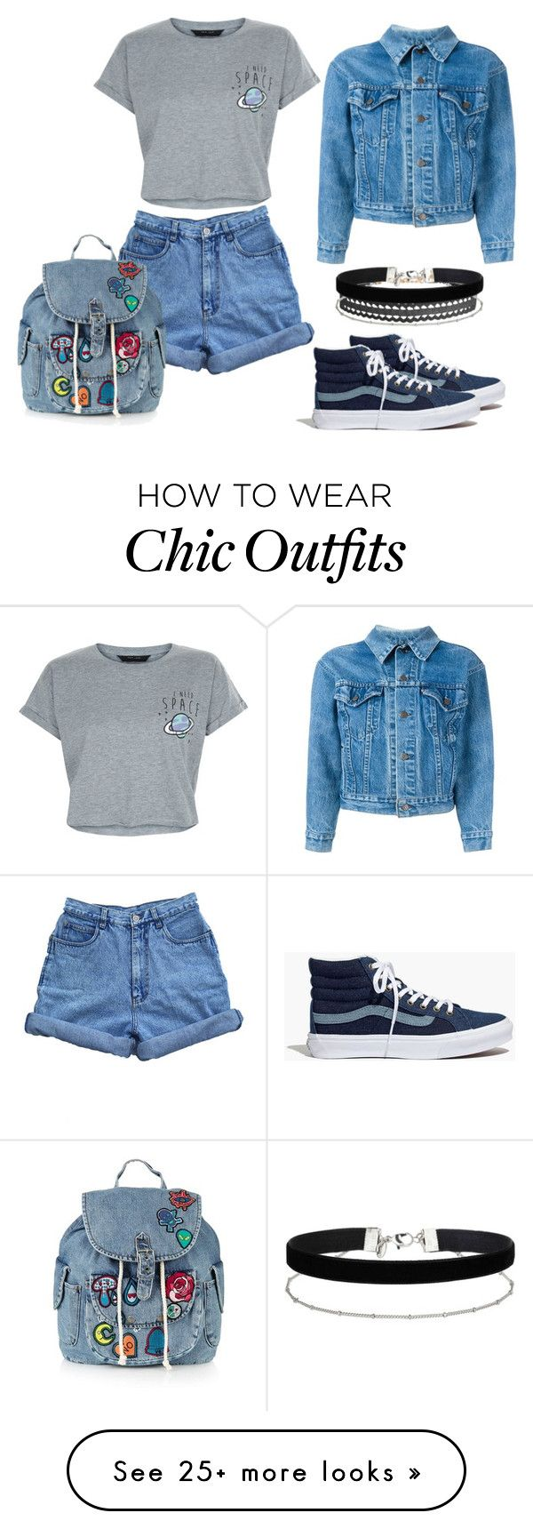 """""""Bez naslova #46"""" by emiiina on Polyvore featuring Bill Blass, New Look, Madewell, Humble Chic, Miss Selfridge, Levi's and Topshop"""