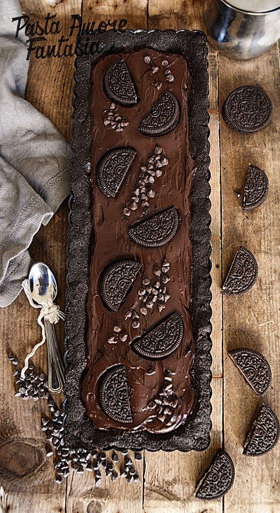 Ciao a tutti, stasera vi propongo la Crostata con crema al cioccolato e Oreo. Si prepara davvero in poco tempo e sarà sicuramente…