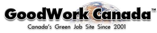 Green, environmental jobs - jobs with environmental organizations, green businesses, schools and government
