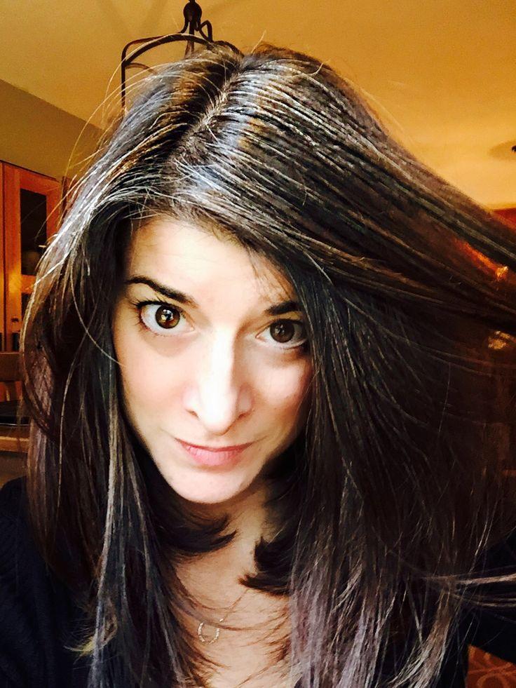 2015 bästa bilderna om Hot women with gray silver hair! på ...