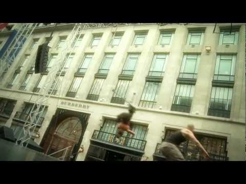 Regent Street was transformed into a pop-up circus spectacular for the Regent Street Festival.