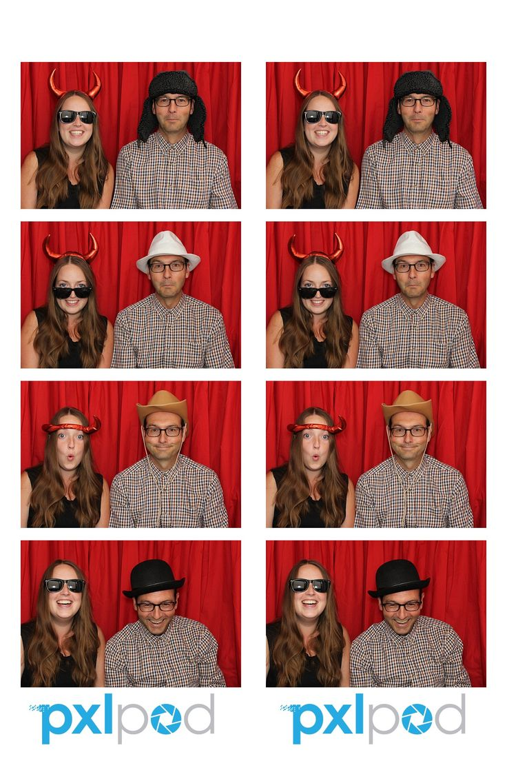 Family Photobooth Fun