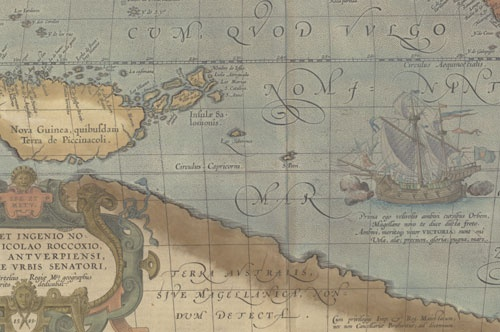 Australian National Library maps
