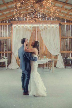 Свадебное торжество в заброшенном сарае