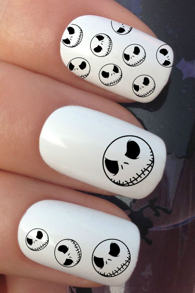 33 best Halloween Nails images on Pinterest | Pedicure nail art ...