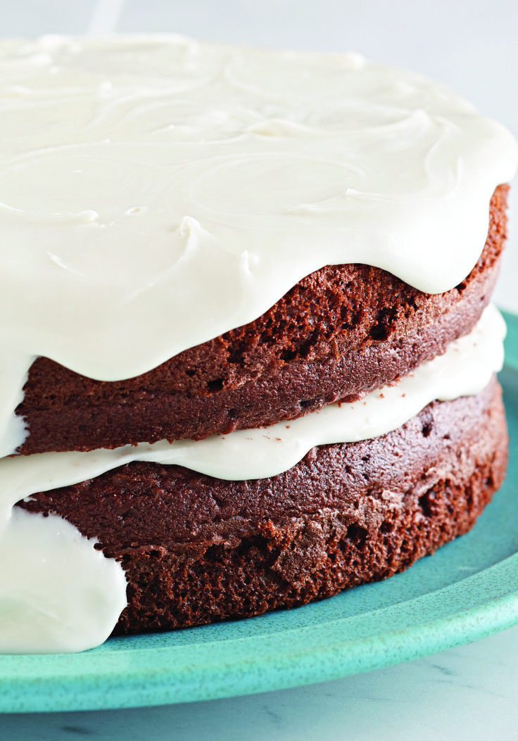 Marshmallow Creme Frosting – Add the crowning touch to any layer cake with a light and fluffy frosting that's made with marshmallow creme!