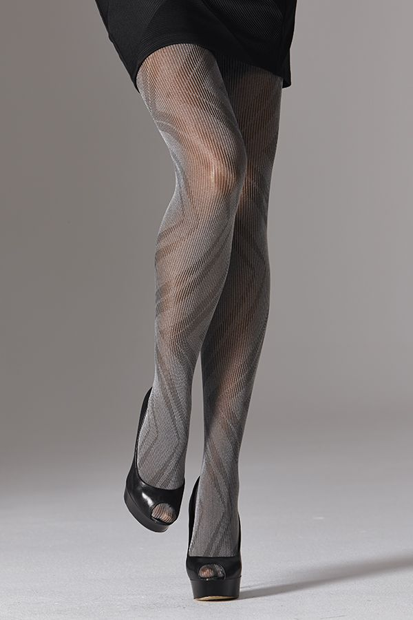 Rhapsody 3D pantyhose / Vogue S/S 15