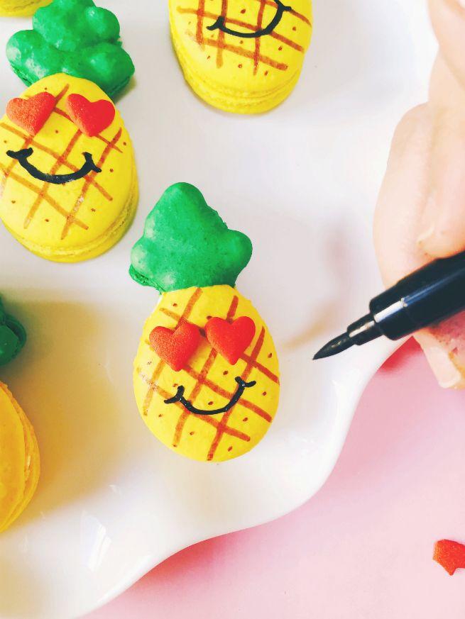 ... Macaron Love ♡ on Pinterest | Pastel, Veggie kabobs and Macaroons