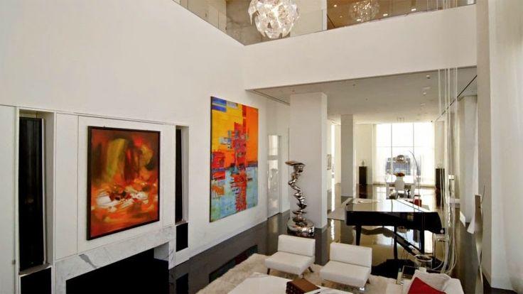 Diseño de Interiores & Arquitectura: El Penthouse con vistas al East River