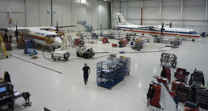 AAR set to acquire two MRO facilities from Premier Aviation