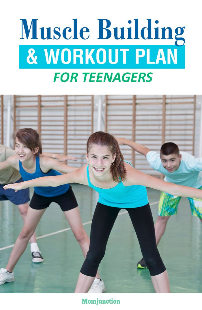 Fitness Routine: Fitness Routine For Teenage Girl