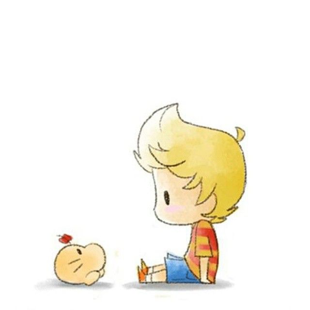 Lucas and Mr. Saturn.