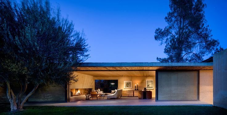 Napa Valley House by Steven Harris Architects