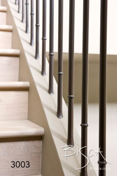 Best Bespoke Metal Spindle Designs Staircase Design Timber 400 x 300