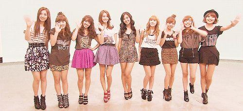 girls generation <3