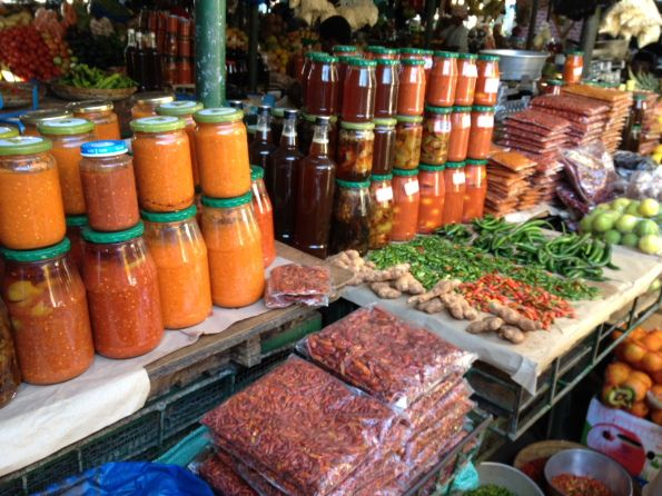 The use of peri-peri chillies and sauces filtered into South Africa from our Portuguese-speaking neighbouring countries Mozambique and Angola