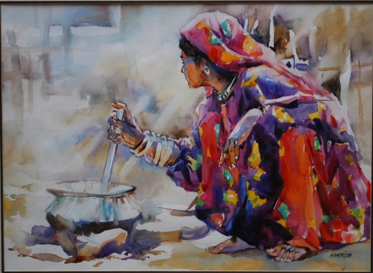 Pakistani Art | feast of Pakistani paintings in London - DAWN.COM